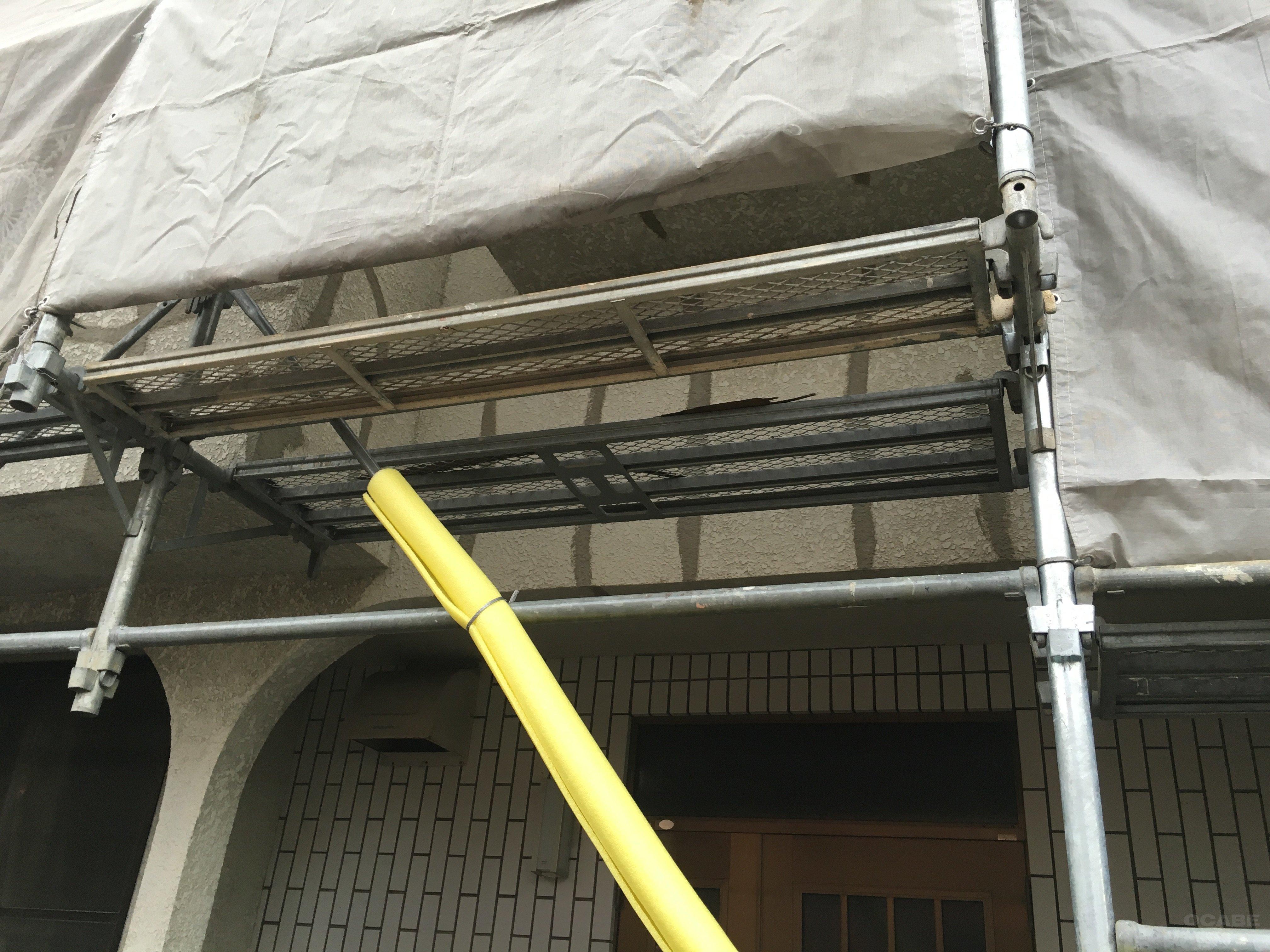 「正しくない」外壁補修の方法