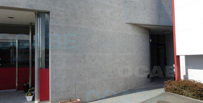 打ち放しコンクリート塗装