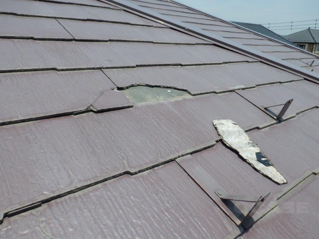 屋根瓦の「2004年問題」! あなたの家は大丈夫?