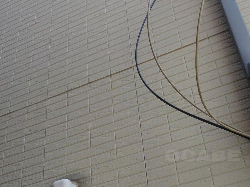 サイディング板への塗装 ⑤家の造りで変わる工法